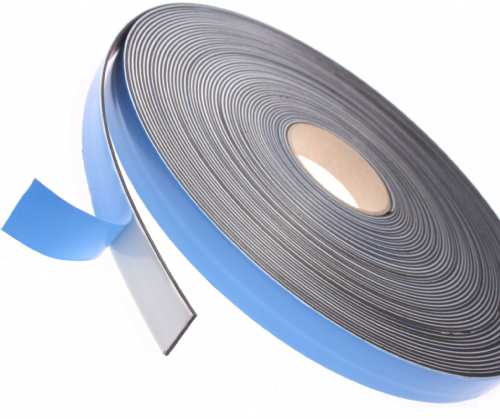 Magnetic Tape - Foam Adhesive